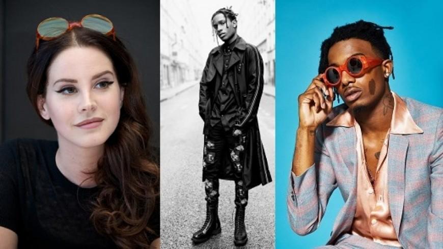 Lana Del Rey de retour avec Asap Rocky et Playboi Carti !