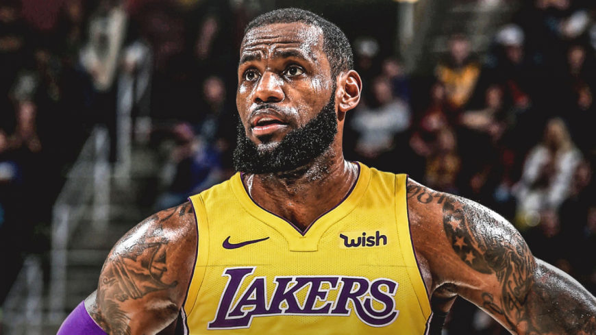 LeBron James rejoint les Los Angeles Lakers !