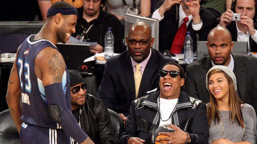 Pour le beau-père de LeBron James Jay-Z est un ''Hater'' !