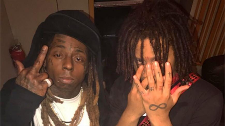 Trippie Redd dévoile un extrait de son feat avec Lil Wayne !