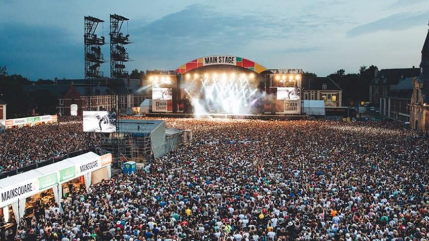 Le Main Square Festival a prévu du lourd pour l'été prochain !