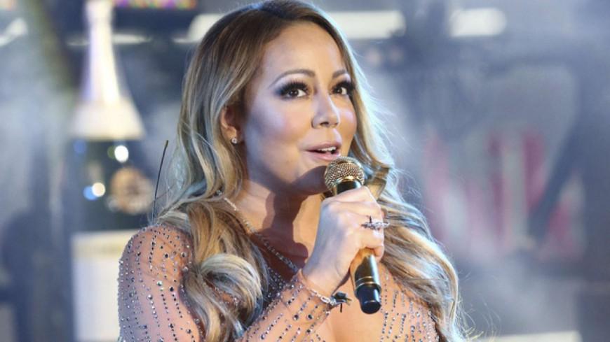 Mariah Carey se ridiculise à Times Square pour le réveillon