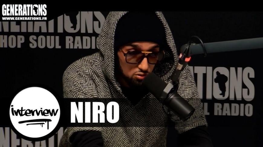 Bientôt un nouvel album pour Niro ?