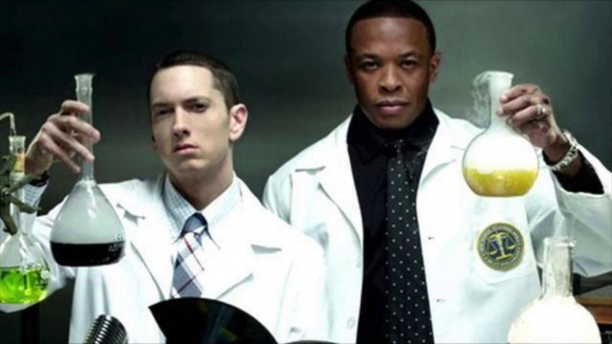 Dr.Dre travaillerait sur le prochain album d'Eminem !