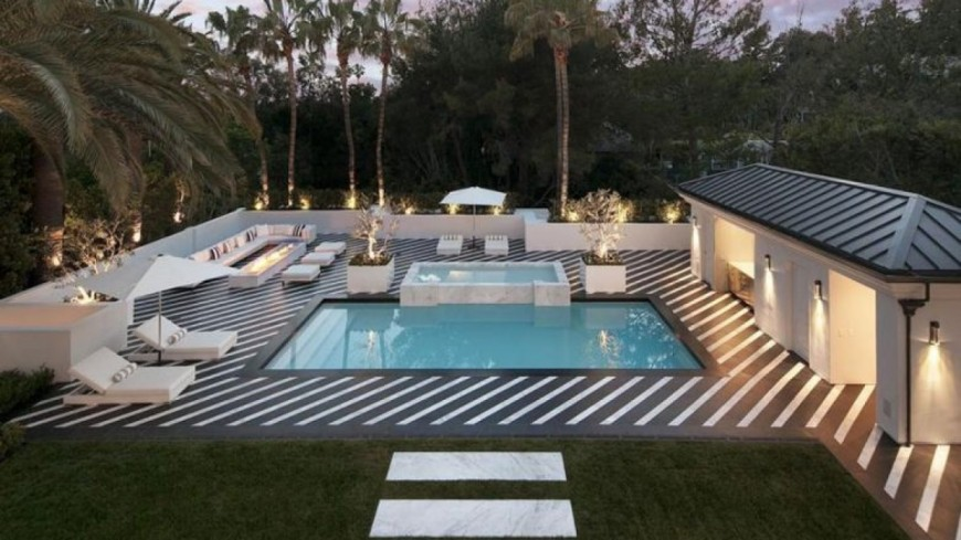 Floyd Mayweather s'offre une nouvelle maison à Beverly Hills !
