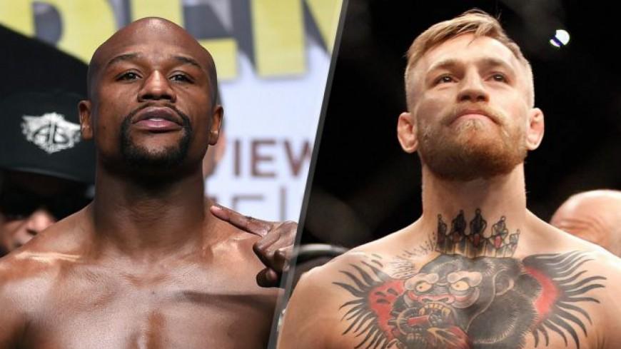 Le combat Mayweather vs McGregor le 10 juin ?