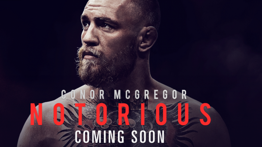 Un film sur Conor McGregor ? Voici la bande annonce !