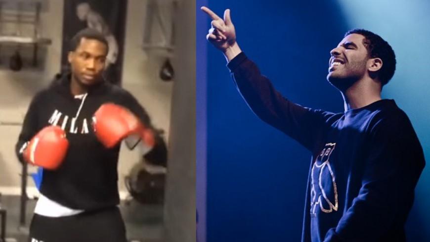 Meek Mill veut affronter Drake pour 5 millions de dollars !