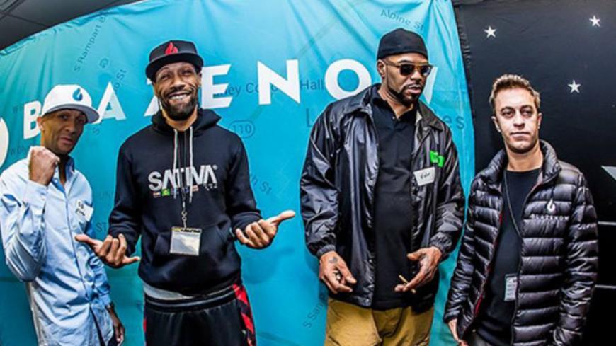 Chopez de la weed grâce à Method Man et Redman !