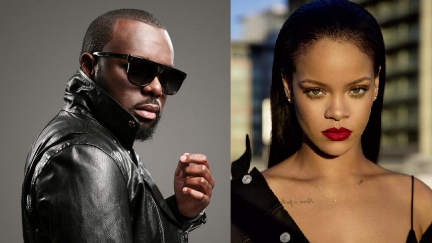 Maître Gims annonce un featuring avec Rihanna !