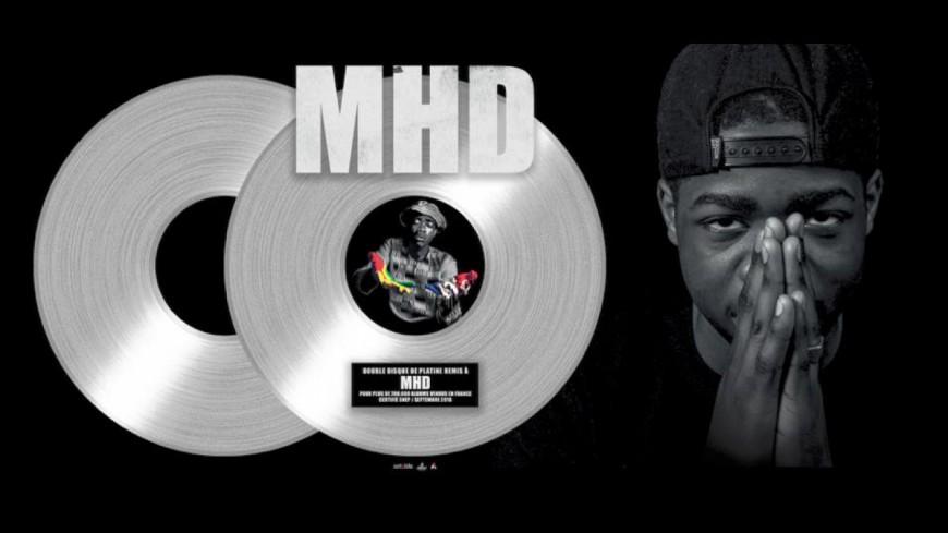 MHD est double disque de platine !
