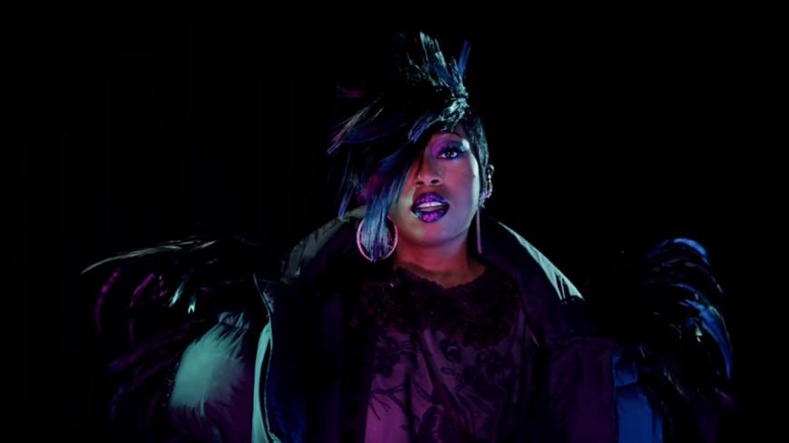 Missy Elliott, nouvelle égérie de Marc Jacobs !