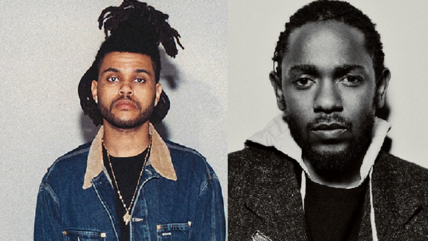 The Weeknd et Kendrick Lamar lâchent un gros featuring !