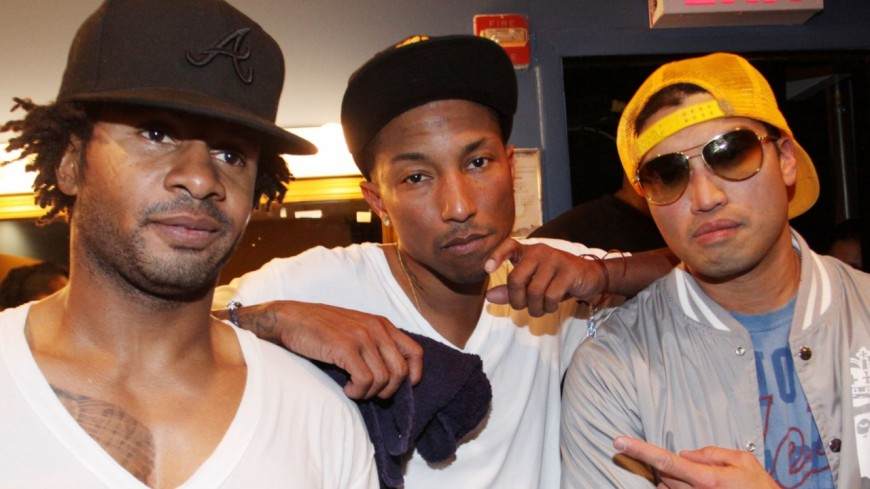 N.E.R.D dévoile son nouvel album ''No One Ever Really Dies'' !