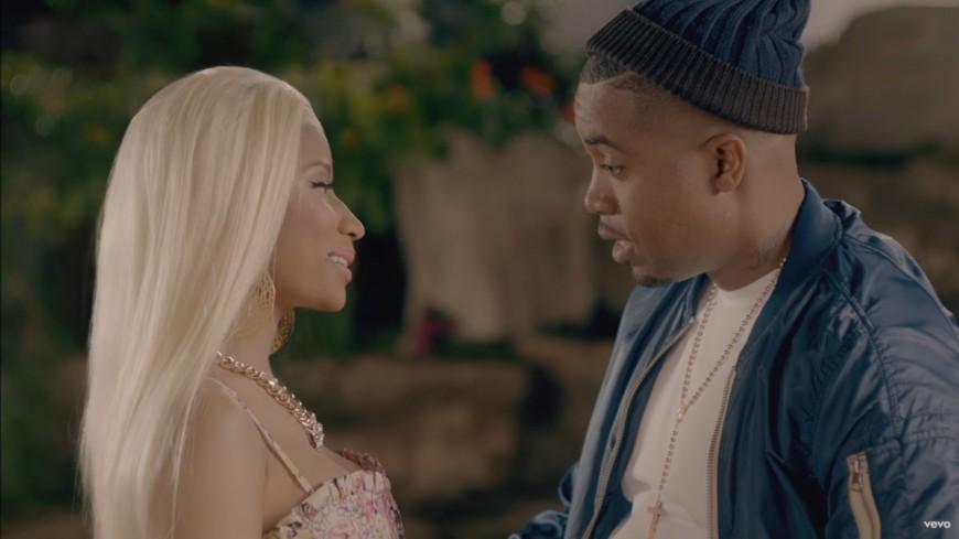 Nas et Nicki Minaj, une nouvelle histoire d'amour ?