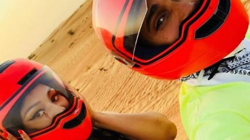 Nicki Minaj en couple avec Lewis Hamilton ?