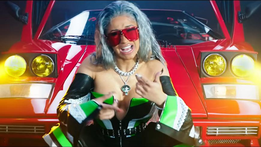 Nicki Minaj, Cardi B, et Les Migos dévoilent un nouveau clip !