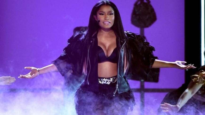 Nicki Minaj reporte sa tournée!