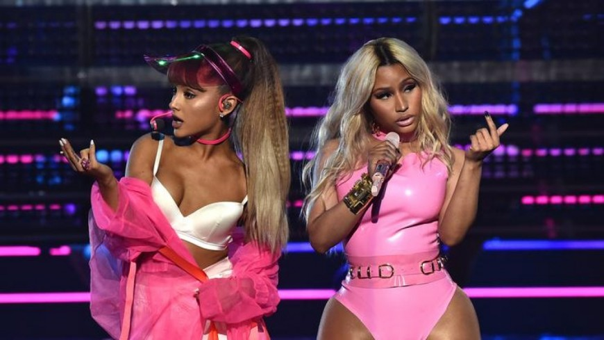 Nicki Minaj et Ariana Grande préparent une surprise de taille !