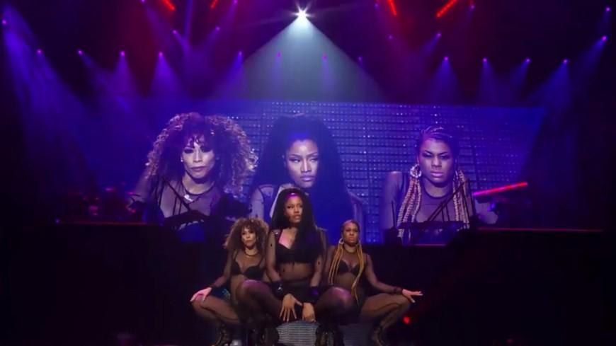 Les images du prochain documentaire sur Nicki Minaj