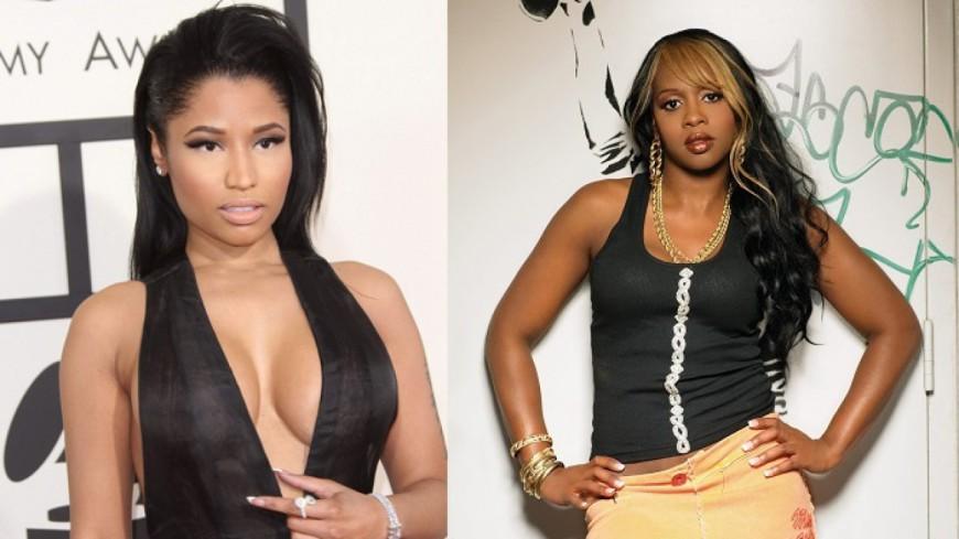 Nicki Minaj violemment clashée par Remy Ma !