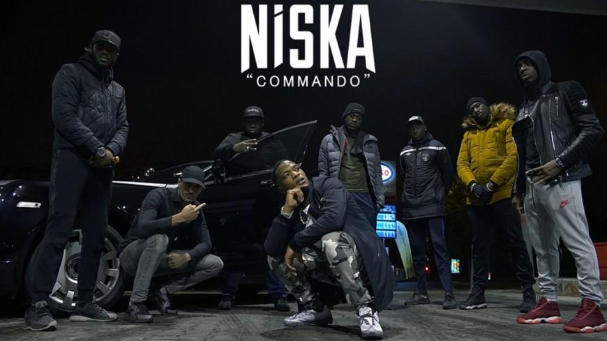 La tracklist de Niska dévoilée en un Freestyle !