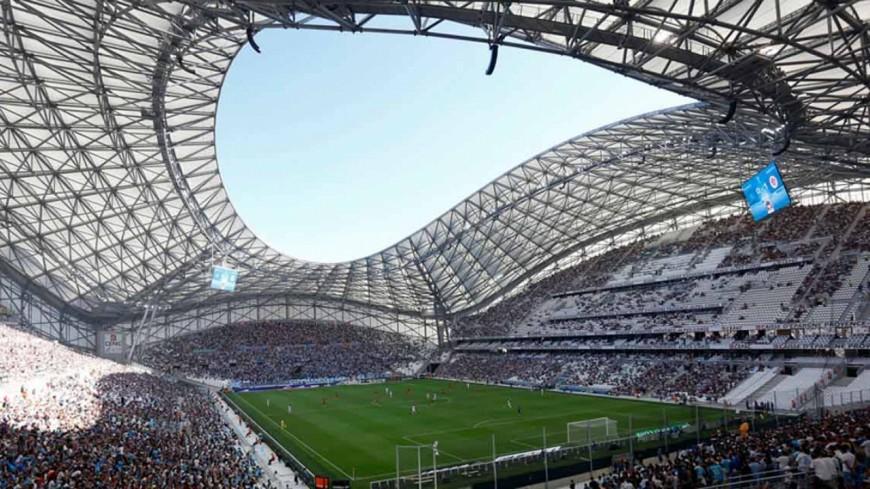 Un clip au Vélodrome avec le maillot du PSG !