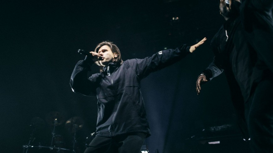 Orelsan : Son concert à l'AccorHotels Arena en direct sur TMC !