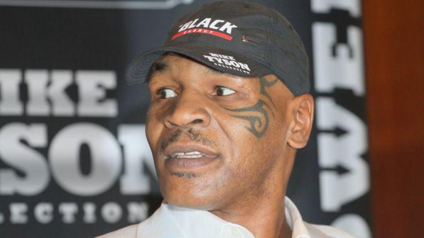Venez découvrir la nouvelle acquisition de Mike Tyson !