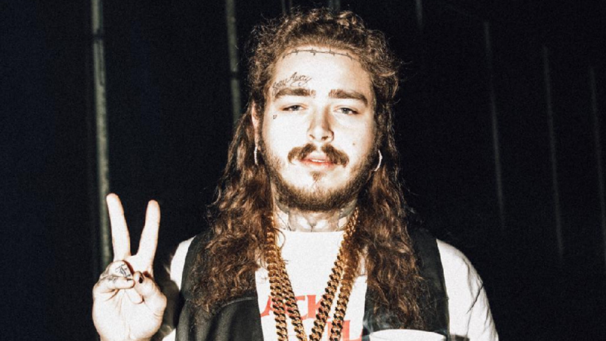 "Post Malone explose tout avec son nouvel album "" Beerbongs & Bentleys """