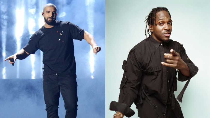 Drake pourrait anéantir la carrière de Pusha T !