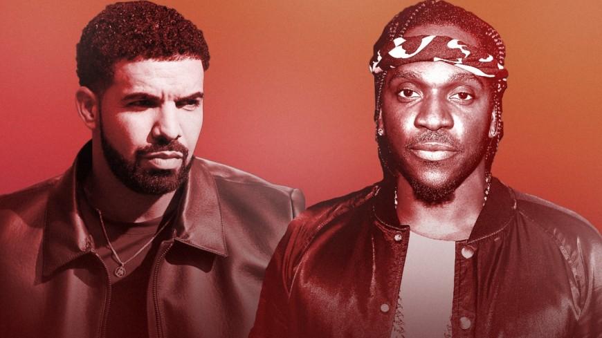 Pusha-T déclare que le clash avec Drake est terminé !