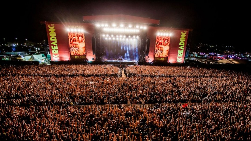 Le Reading Festival s'annonce déjà incroyable !