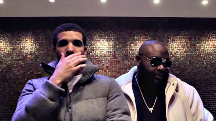 Rick Ross fait la paix avec Drake !