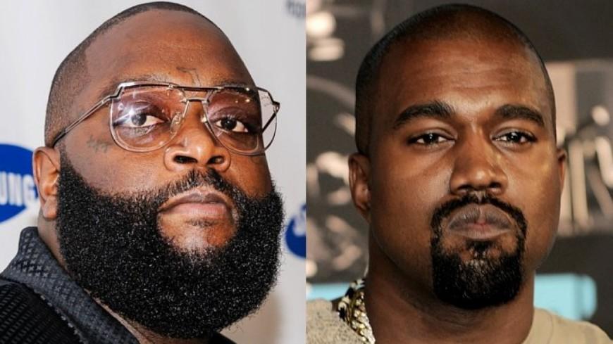 Pour Rick Ross, Kanye West est un acteur !