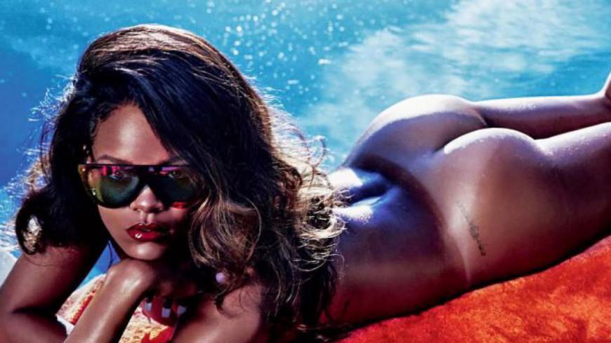 Rihanna gênée de se voir dans une scène de sexe !