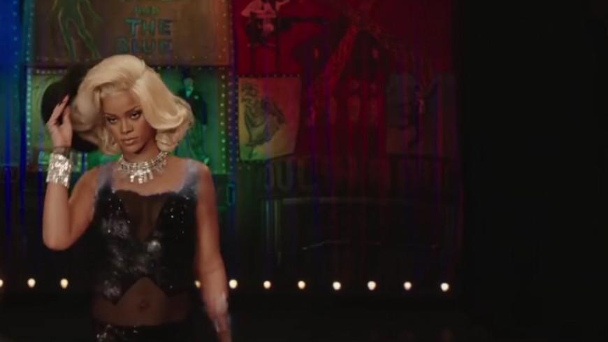 Rihanna, stripteaseuse dans ''Valérian'' de Luc Besson