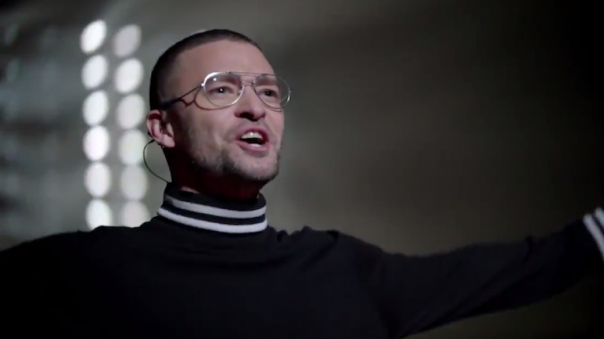 Justin Timberlake annonce son nouvel album