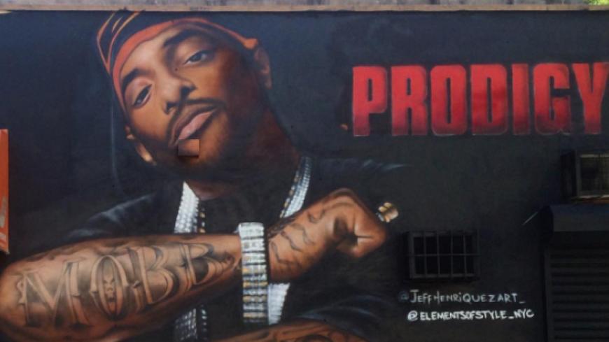La fresque de Prodigy se retrouve vandalisée dans le Queensbridge !