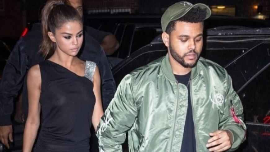 La tenue très très sexy de Selena Gomez au resto avec The Weeknd !