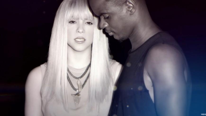Shakira envoie Black M à l'international !