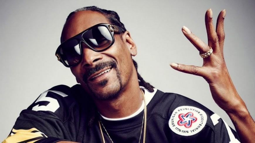 Snoop Dogg dévoile la cover d'un nouvel album !