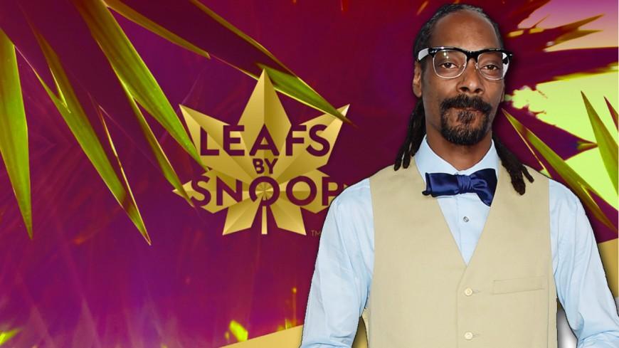 Snoop Dogg désormais sur le marché de la Weed !