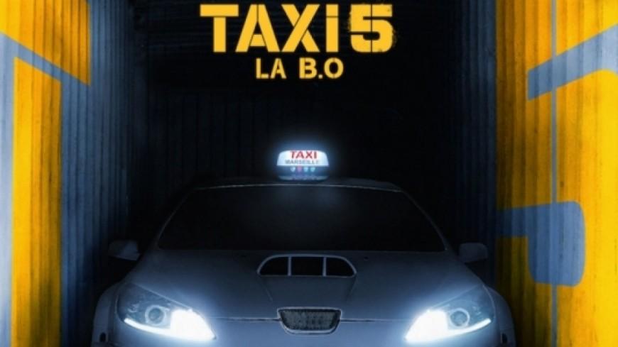 La bande-originale de ''Taxi 5'' obtient le disque d'or !