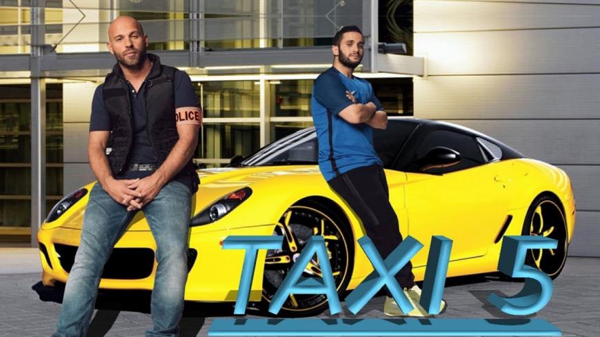 La nouvelle B.O de taxi risque d'être énorme !