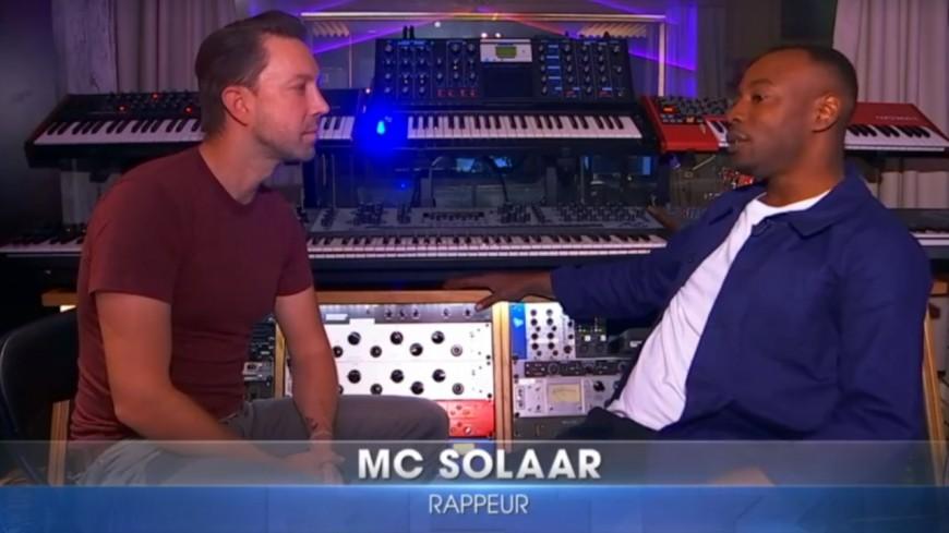 MC Solaar fait son grand retour sur TF1 !