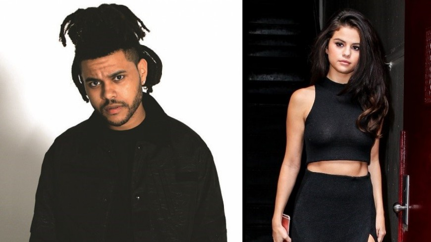 The Weeknd en couple avec Selena Gomez !