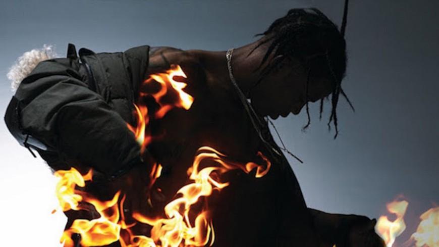 Travis Scott et Kendrick Lamar disque de platine !