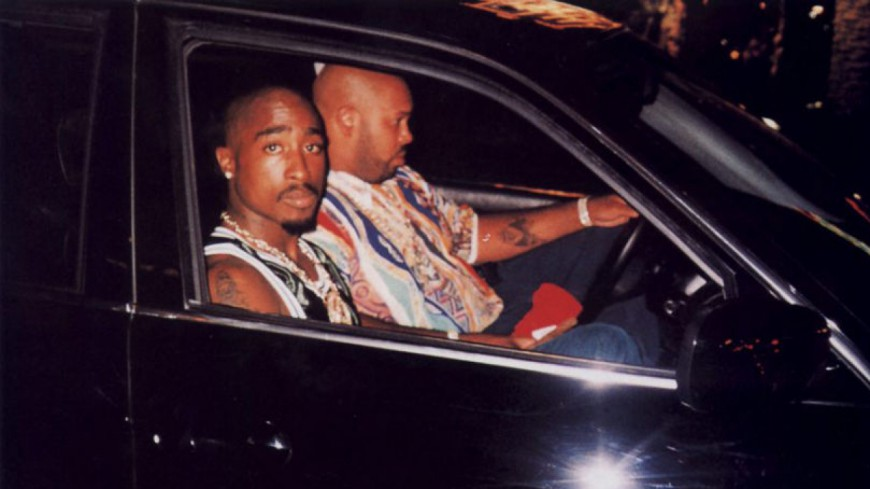 La voiture de Tupac est à vendre !