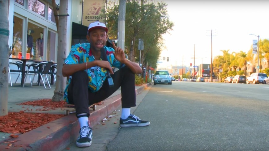 ''Cherry Bomb : The Documentary'' de Tyler The Creator est enfin disponible !